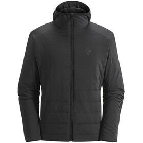 Black Diamond First Light Hoody Jacket Herr smoke